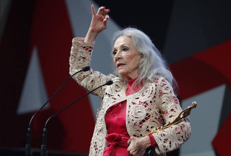 El mundo artístico y de la farándula despiden a la emblemática actriz Isela Vega