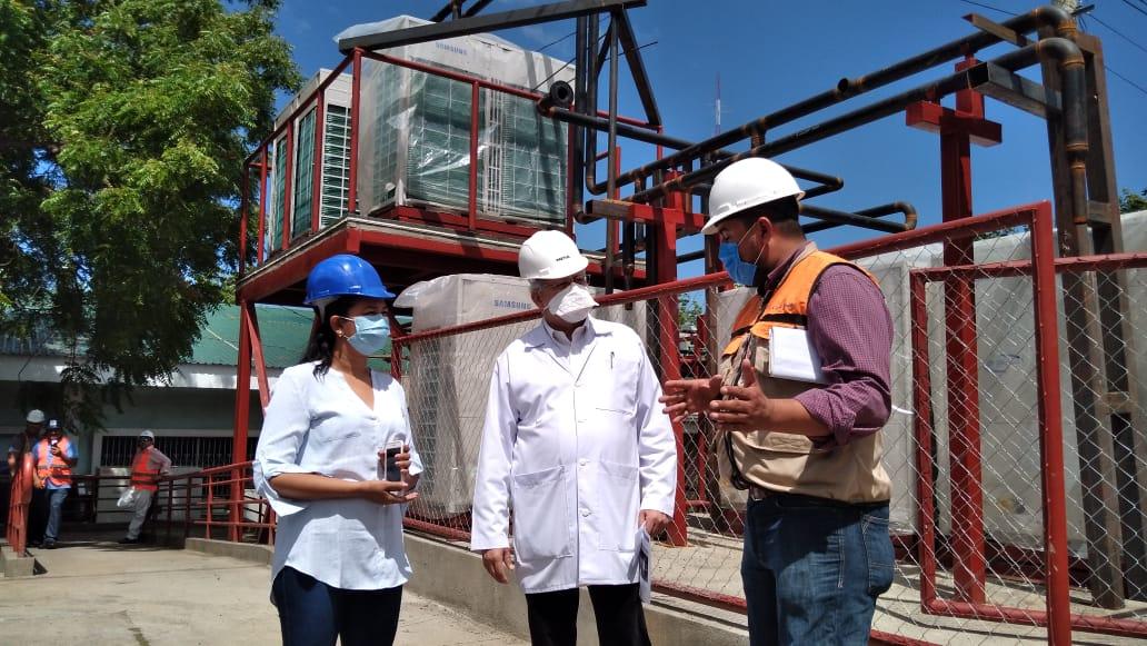Minsa tendrá listo nuevos laboratorios de virología y tuberculosis en abril