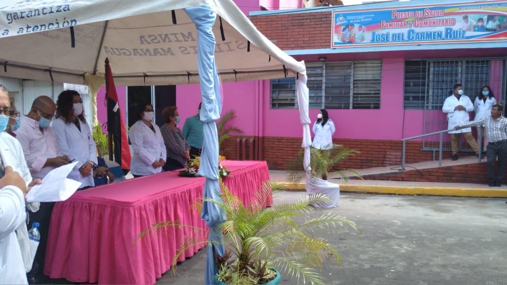 Inauguran puesto médico en Altagracia para acercar atención a las familias