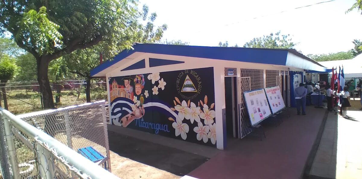 Rehabilitan escuela ubicada en zona rural de Mateare