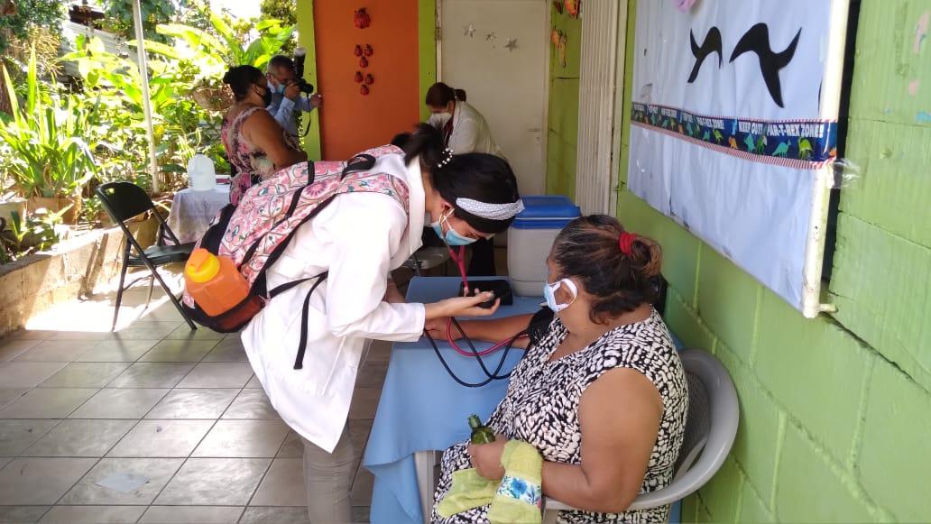 Ferias de salud ayudan a prevenir y detectar a tiempo las enfermedades