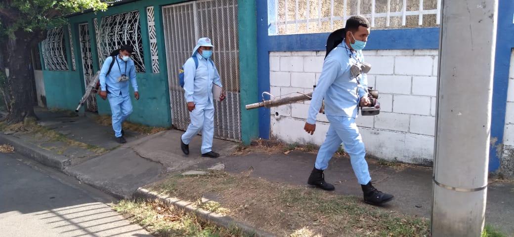 Fortalecen lucha antiepidémica en los barrios capitalinos