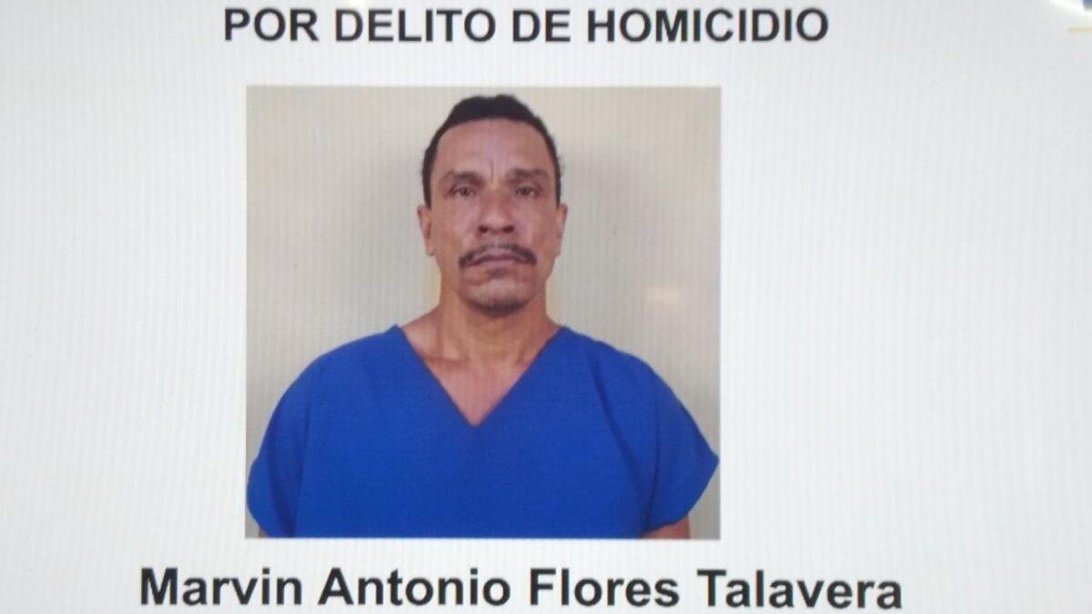 Policía Nacional presenta a presunto homicida de La Braza en Estelí