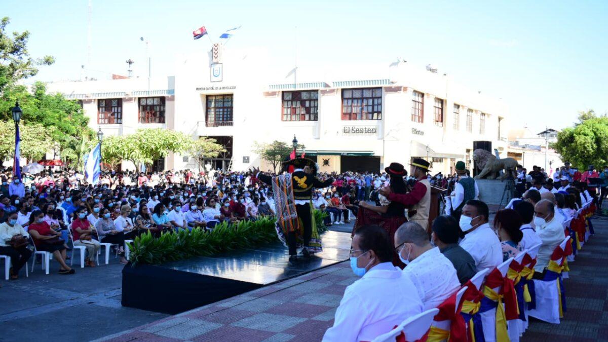 UNAN León recibe a miles de jóvenes de primer ingreso para el año lectivo 2021