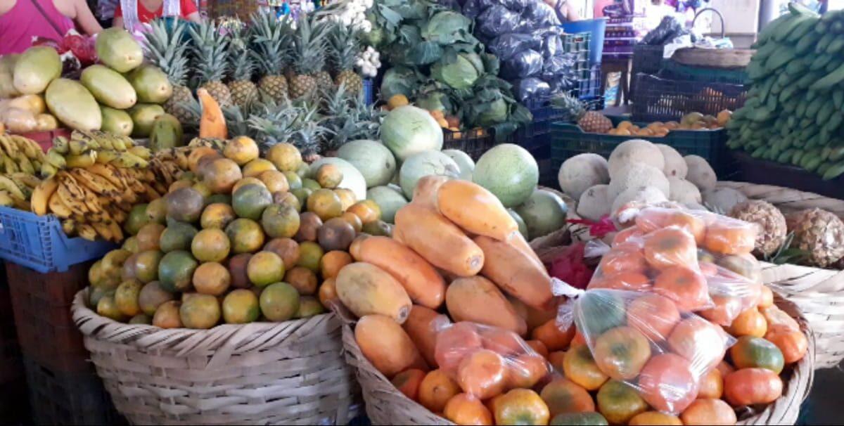 Mercado de Jinotepe listo para semana santa
