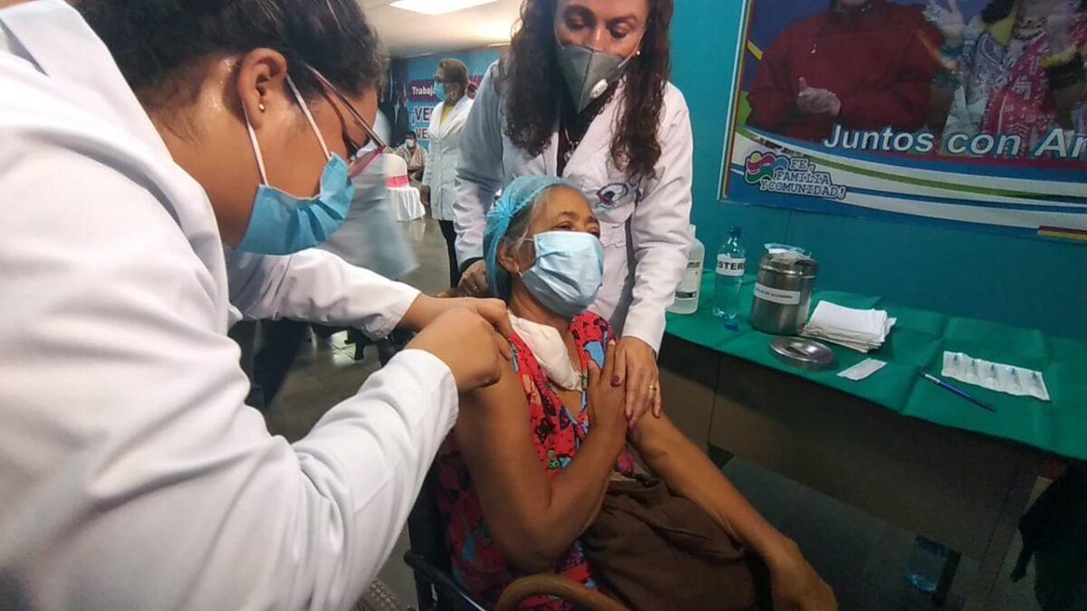 Gobierno de Nicaragua anuncia continuidad de vacunación y nueva sala de hemodiálisis