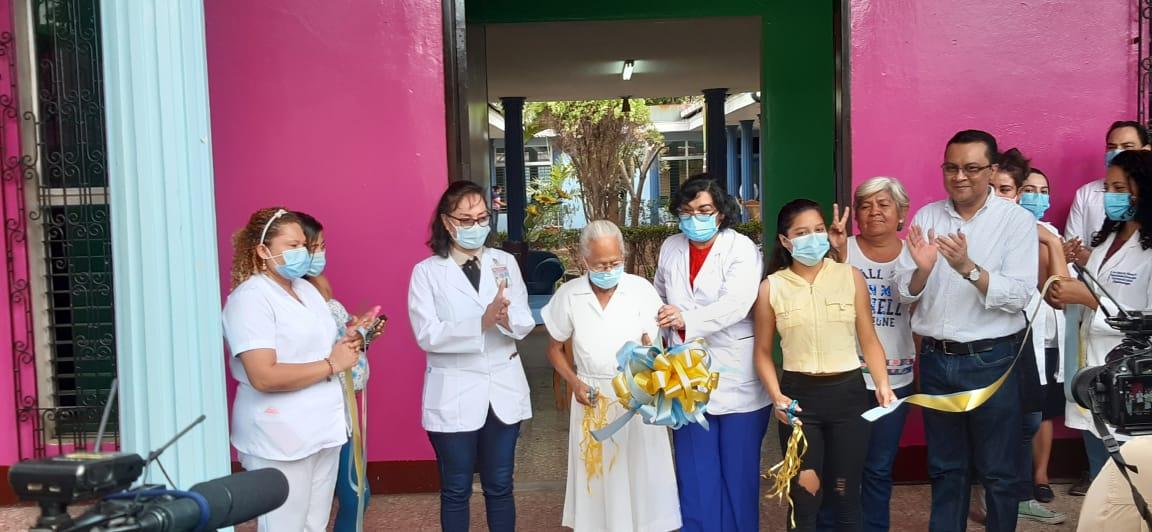 Inauguran centro de salud familiar y comunitario en Managua