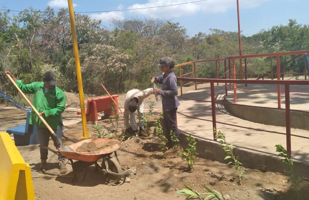 Managua: C$10 millones se invertirán en la primer etapa de rehabilitación de espacios públicos