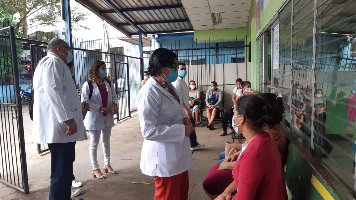 Nuevo sistema para agilizar citas en el hospital Lenin Fonseca