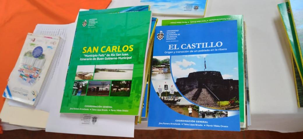 Publican libros con la historia completa de los municipios de Río San Juan