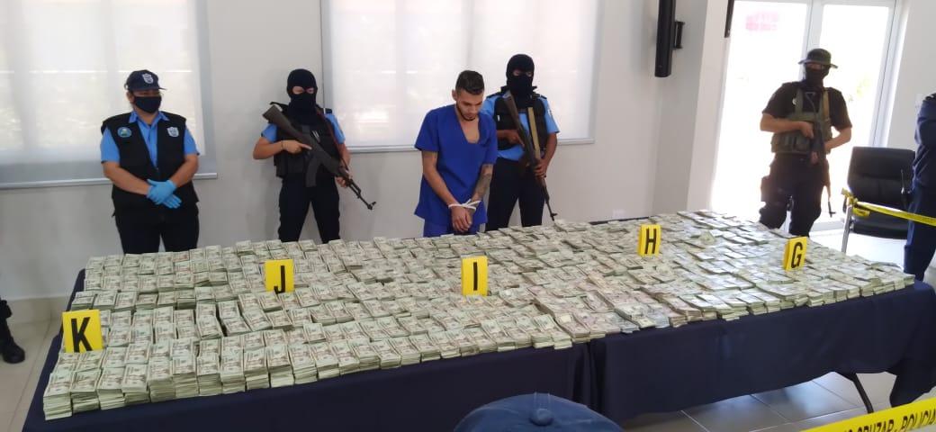 Policía Nacional asesta dos golpes contundentes al crimen organizado