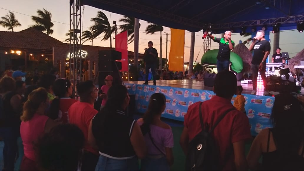 Disfrute en familia de las actividades en el Puerto Salvador Allende