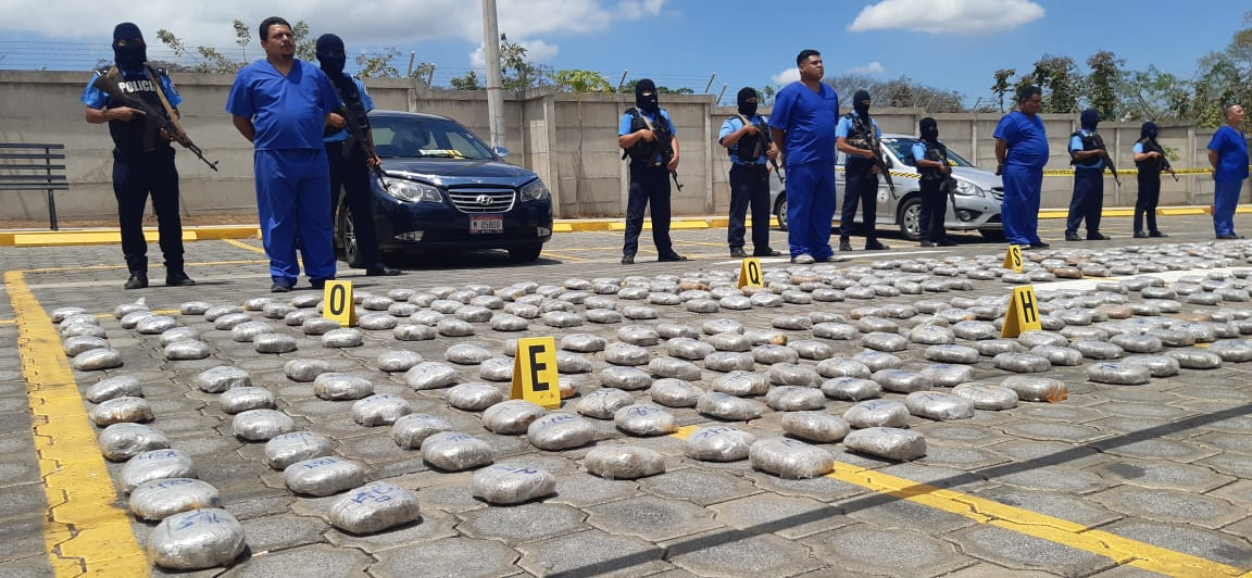 Incautan 504 libras de Marihuana en el Barrio Monseñor Lezcano