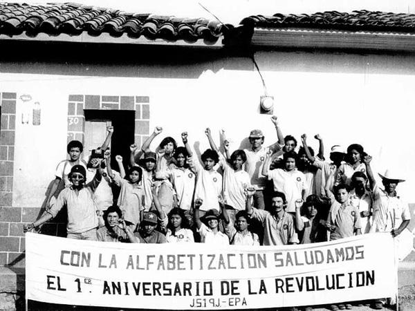Cruzada Nacional de Alfabetización, la gesta de Nicaragua para el mundo