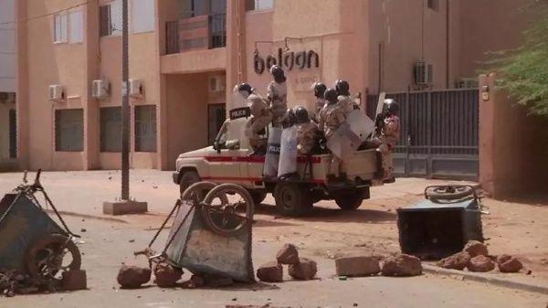 Al menos 40 muertos en un ataque terrorista en Níger