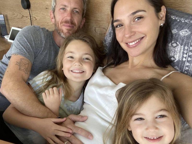 Gal Gadot anuncia que está embarazada de su tercer hijo