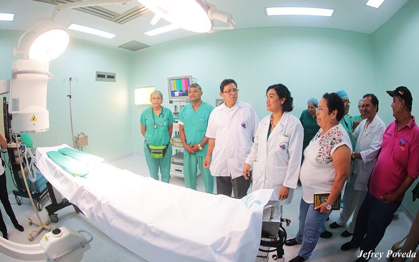 Diputados aprueban préstamo para reemplazar Centro de Alta Tecnología del hospital Lenín Fonseca