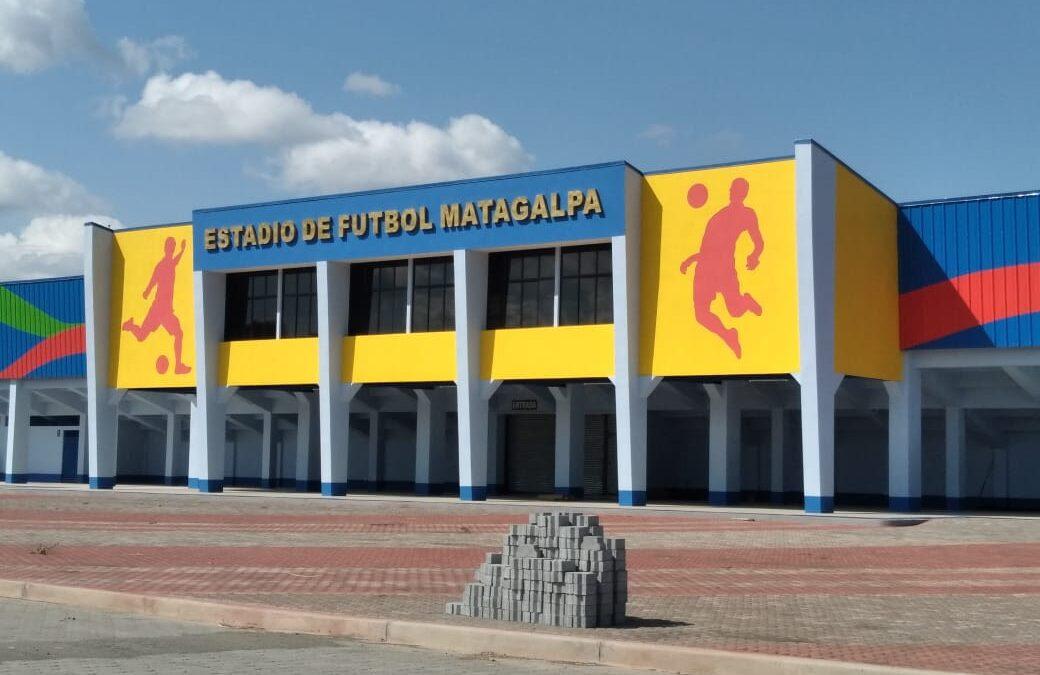 Nicaragua contará nuevas infraestructuras deportivas