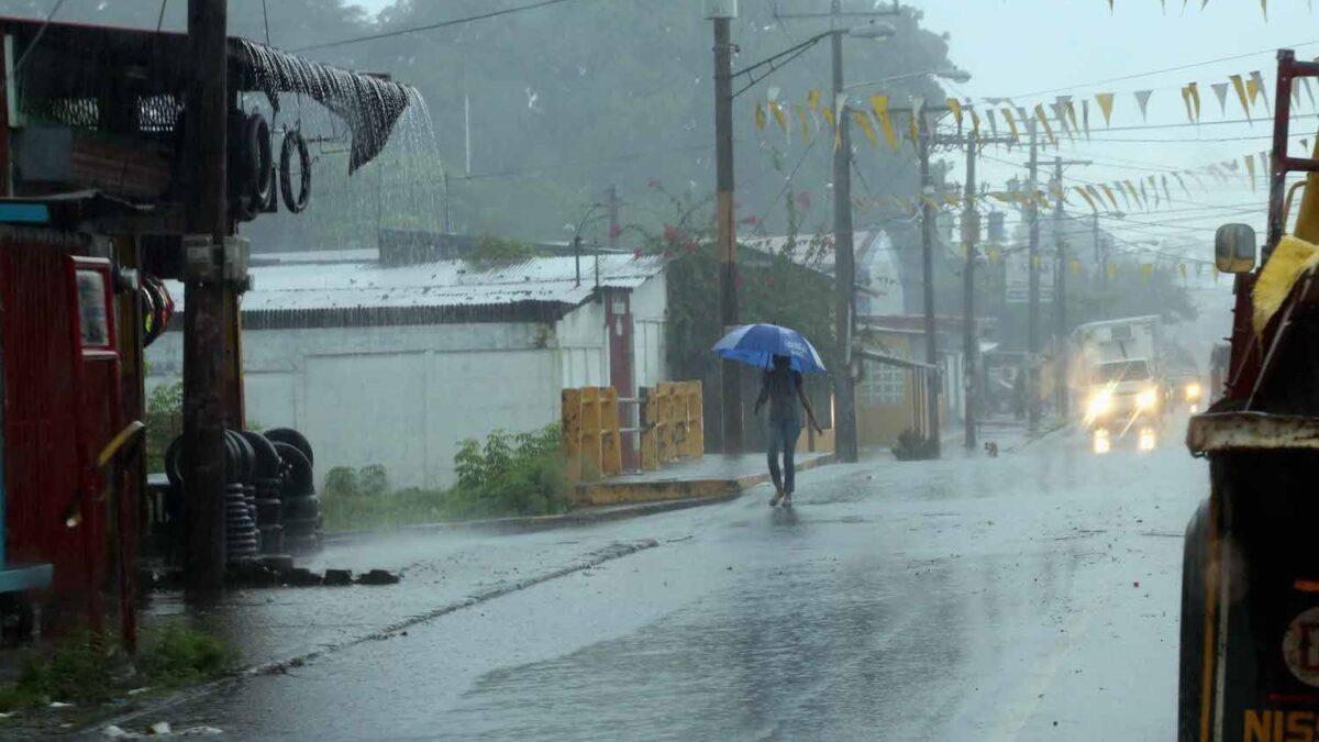 Nicaragua: Ineter brinda perspectivas de precipitaciones para este miércoles y jueves