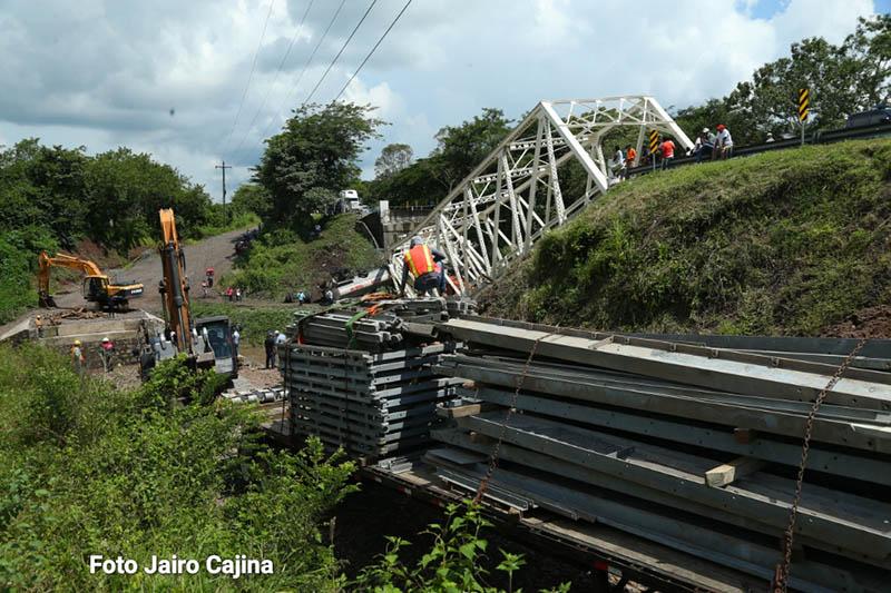 Gobierno de Nicaragua iniciará construcción del puente Cuisalá
