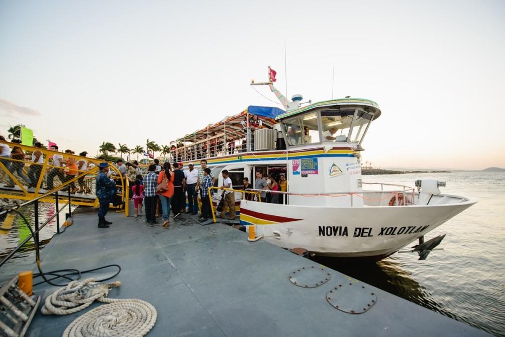 Puertos turísticos preparados para recibir a visitantes nacionales y extranjeros