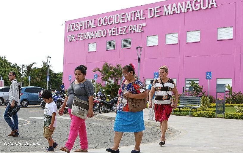21% del presupuesto de Nicaragua es para salud, el mayor porcentaje en la región
