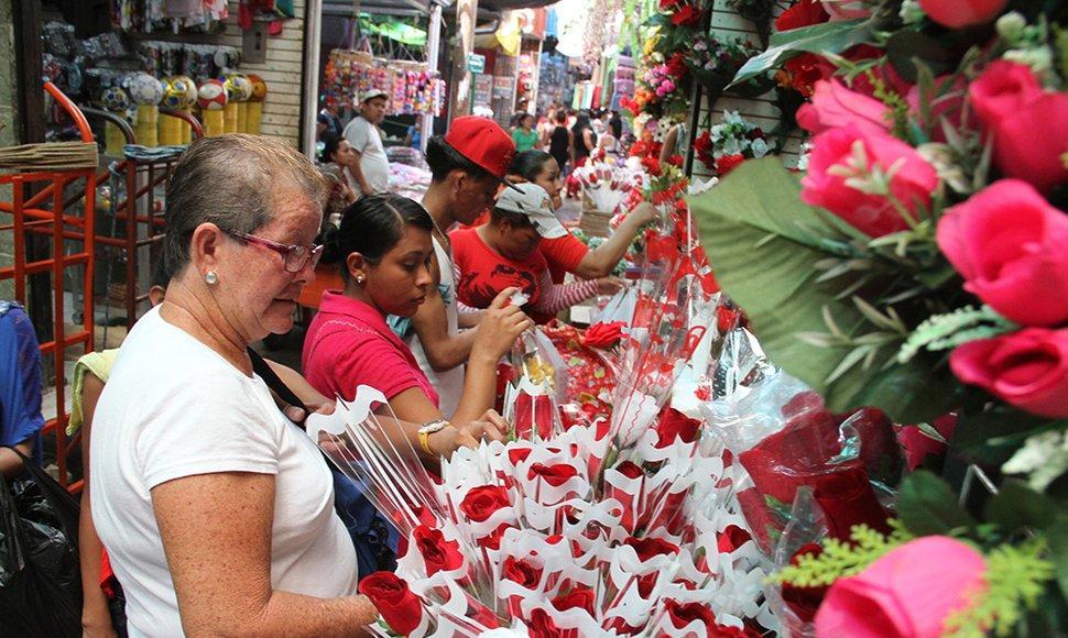 Inician promociones para Mamá en los mercados de Nicaragua