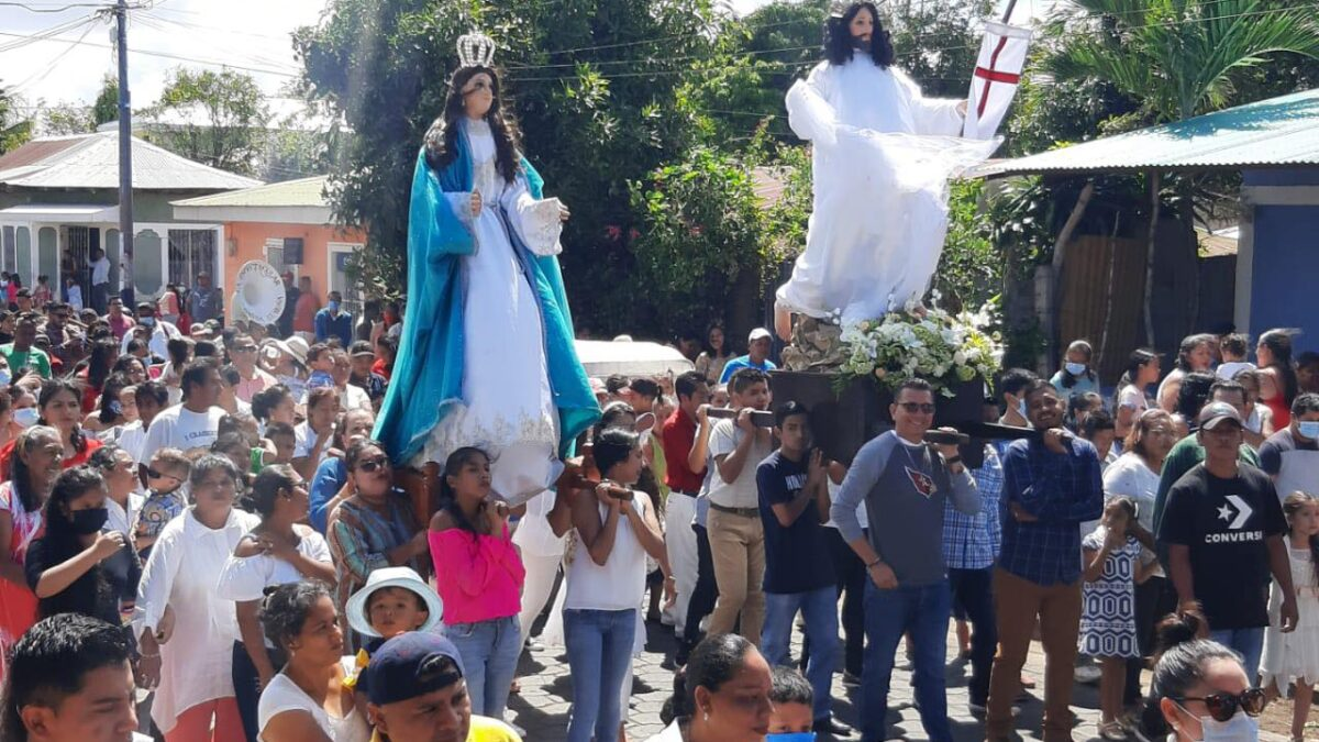 Gobierno de Nicaragua envía mensaje en días de Pascua