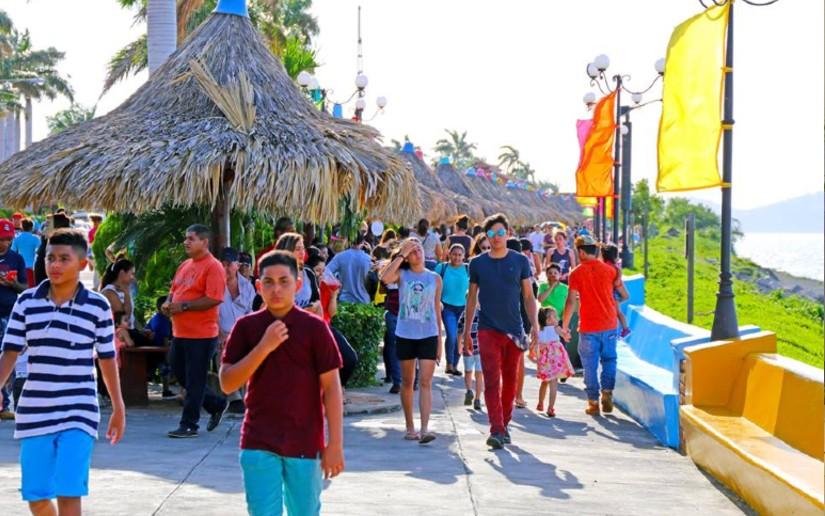 Más de 65 mil vacacionistas visitaron los puertos turísticos de Nicaragua