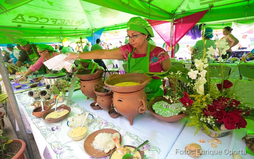 Feria Gastronómica Popular, con lo mejor de nuestras comidas tradicionales