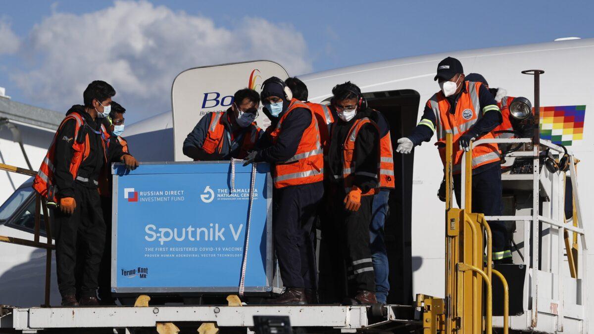 Argentina se convierte en el primer país latino en producir la vacuna Sputnik v
