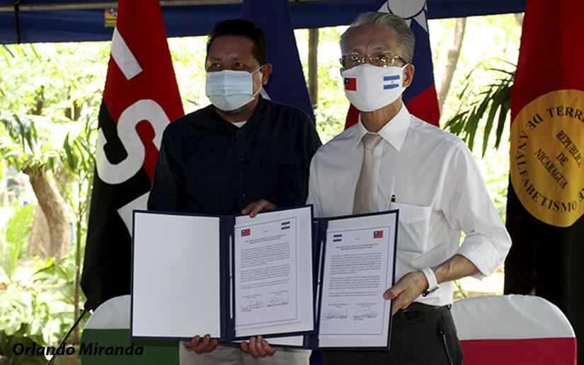 Taiwán desembolsa recursos para mejoras de infraestructuras escolares