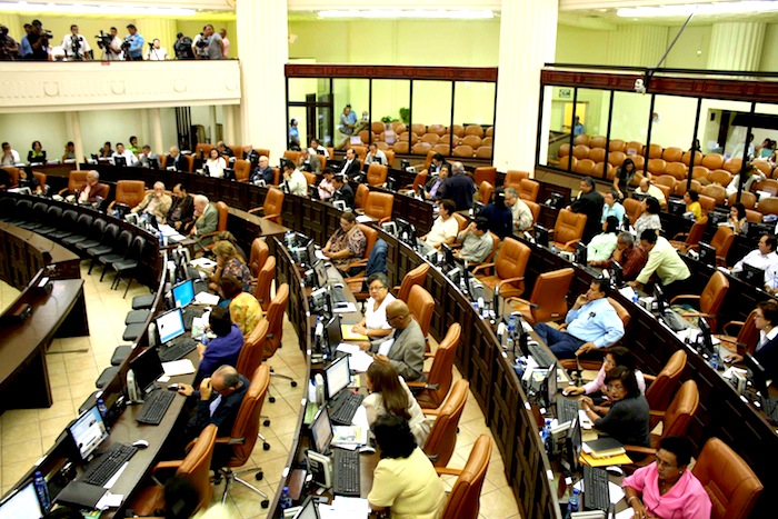 Asamblea Nacional convocará a la elección de magistrados del CSE