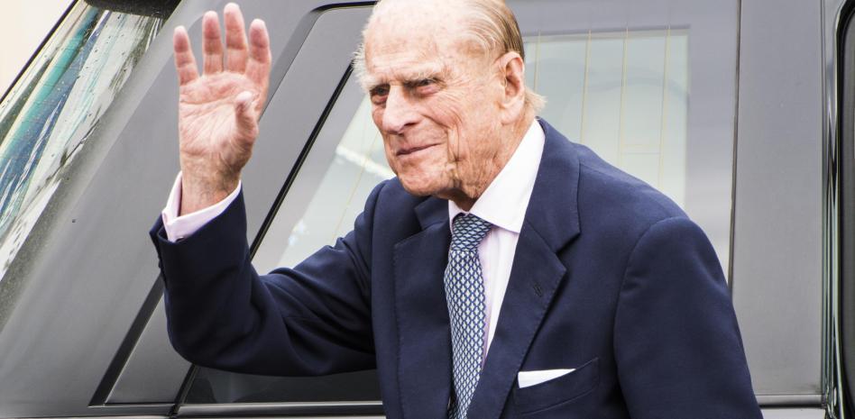 El Príncipe Felipe permanecerá en el castillo de Windsor hasta su funeral
