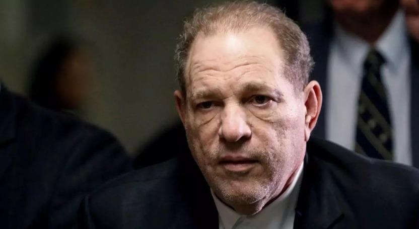 Harvey Weinstein apela su condena por abuso y violación