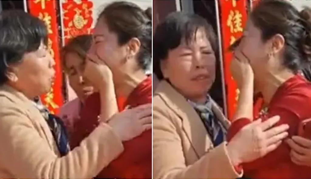 Durante la boda de su hijo descubre que la novia es su hija desaparecida