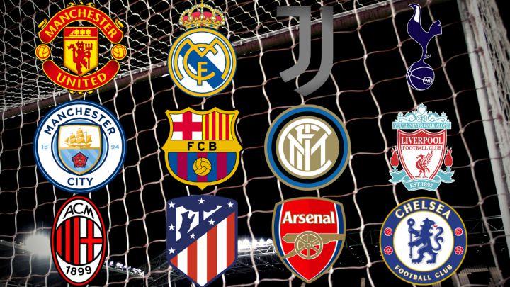 Federaciones que conforman la UEFA aprueban declaración contra la creación de la Superliga