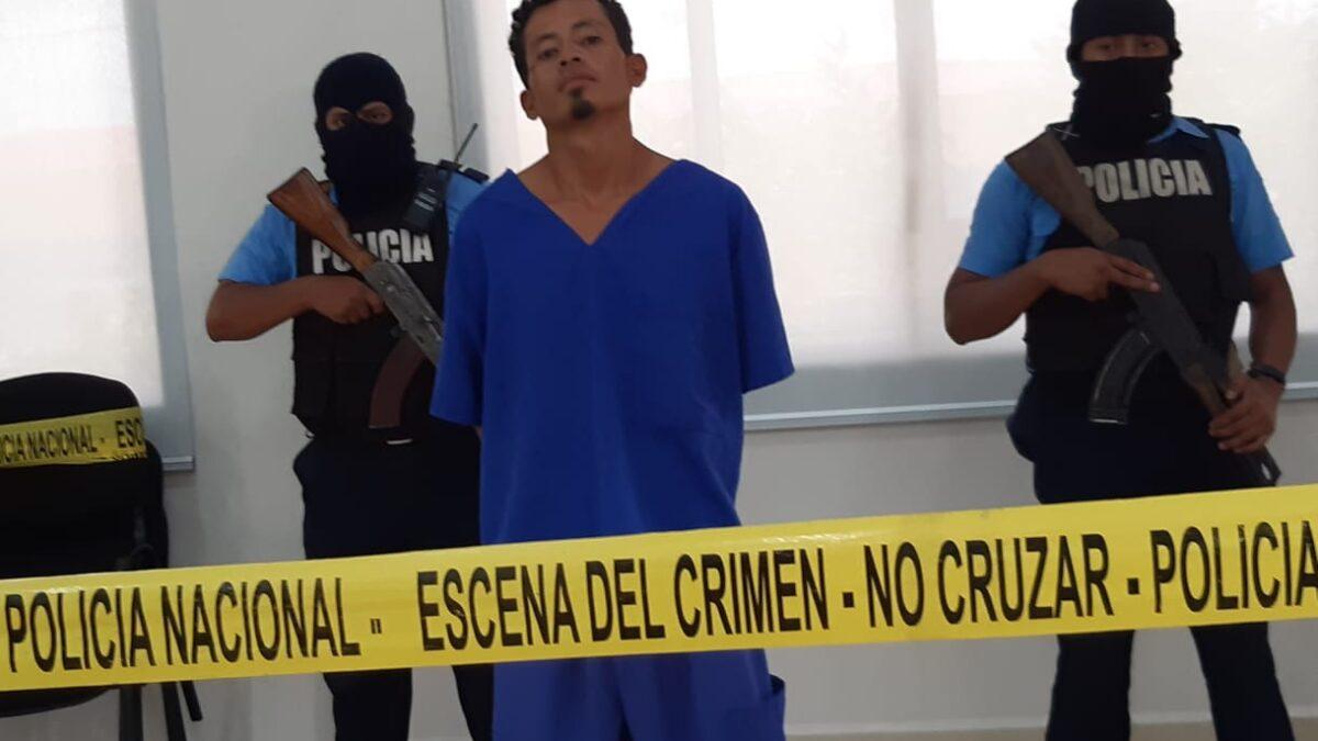 Capturan a hombre que mató a machetazos a poblador de Tipitapa