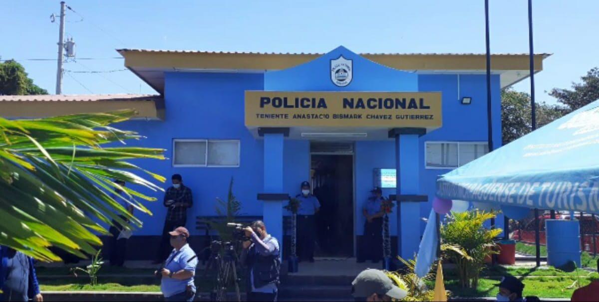 Relanzan Comisaría de la Mujer en Dolores, Carazo