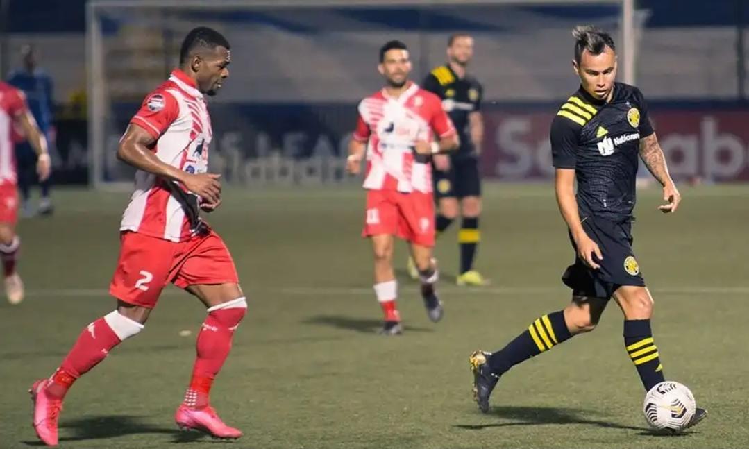 Columbus Crew cumple con los pronósticos y golea al Real Estelí en Managua