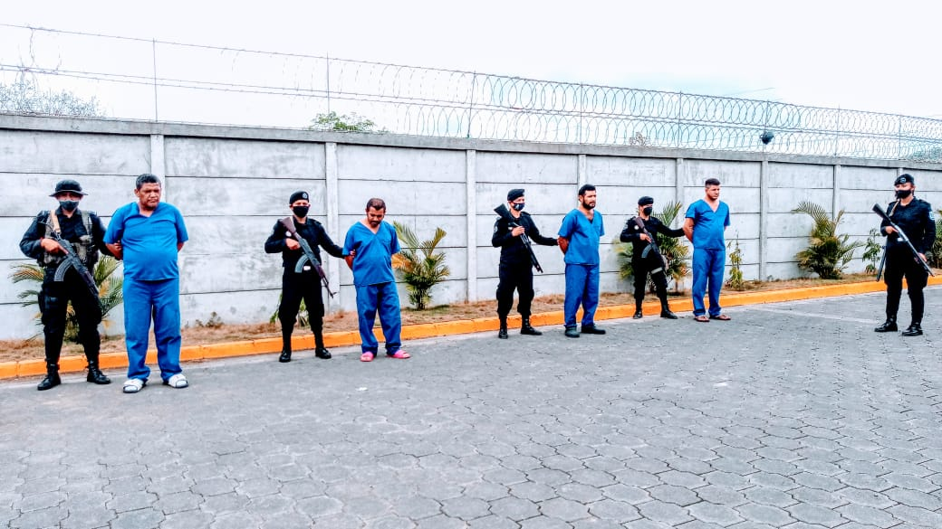 Policía continúa capturando a delincuentes en Boaco