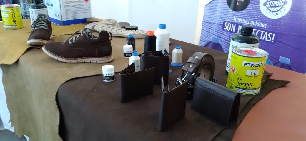 Producción de calzado nacional, en su máxima capacidad