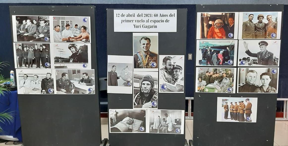 Nicaragua conmemora 60 años del primer hombre en el espacio exterior