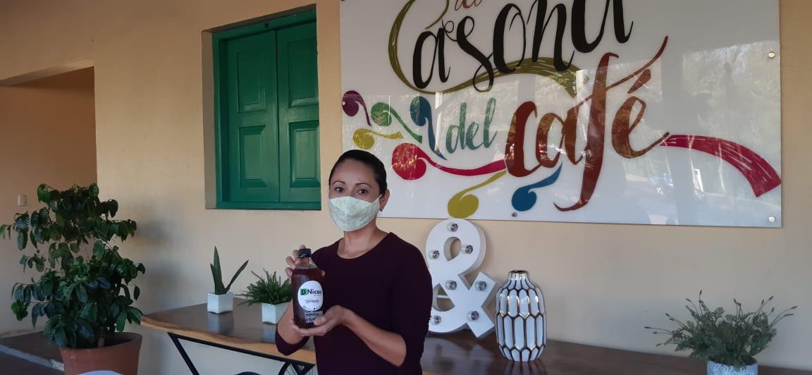 Kombucha, el té orgánico elaborado por nicaragüenses