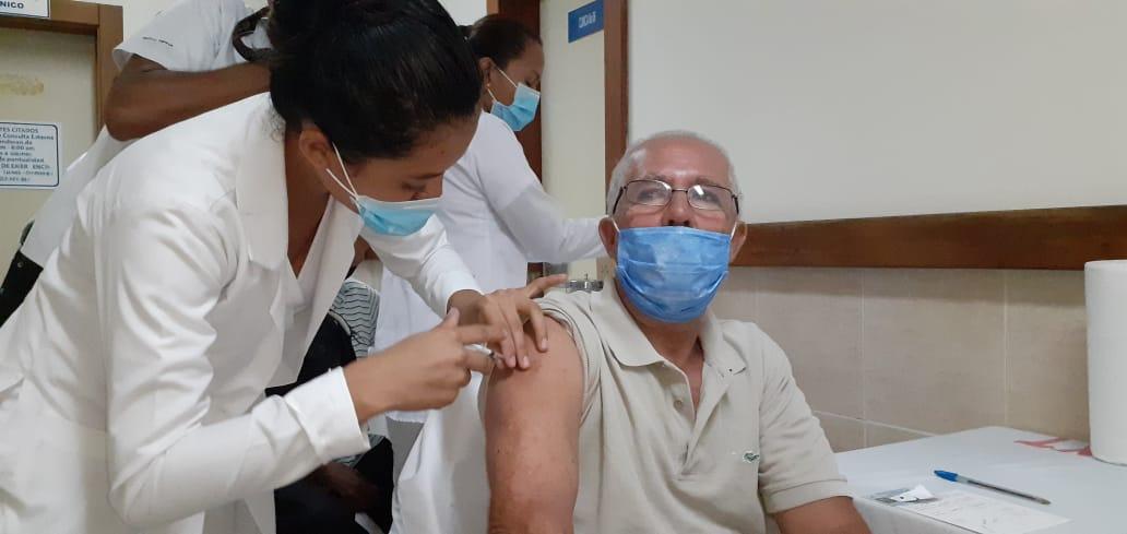 Nicaragua continua desarrollando la Jornada Nacional de Vacunación