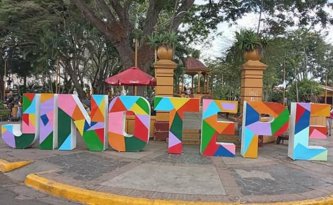 Parque Central de Jinotepe será remozado