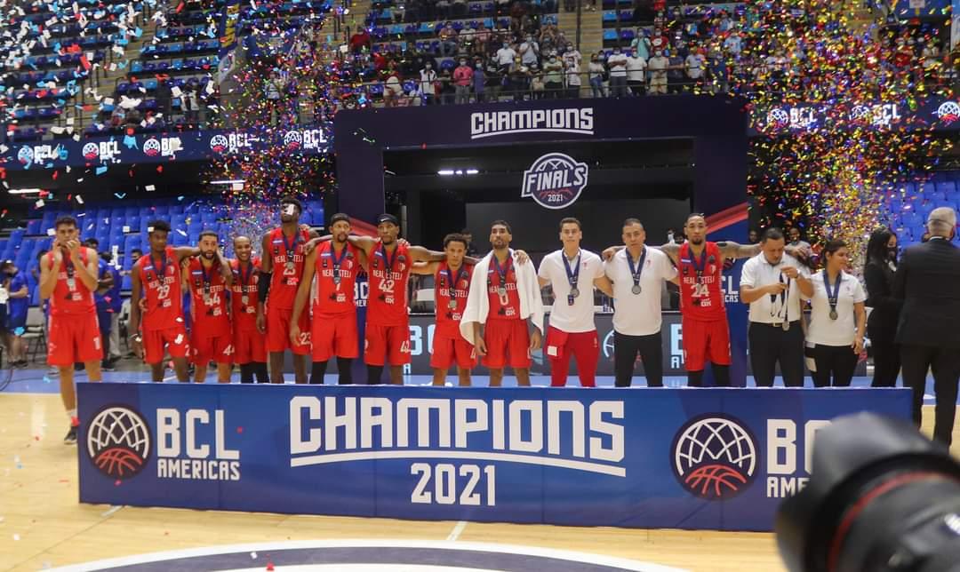 Real Estelí queda subcampeón de la BCLA 2021