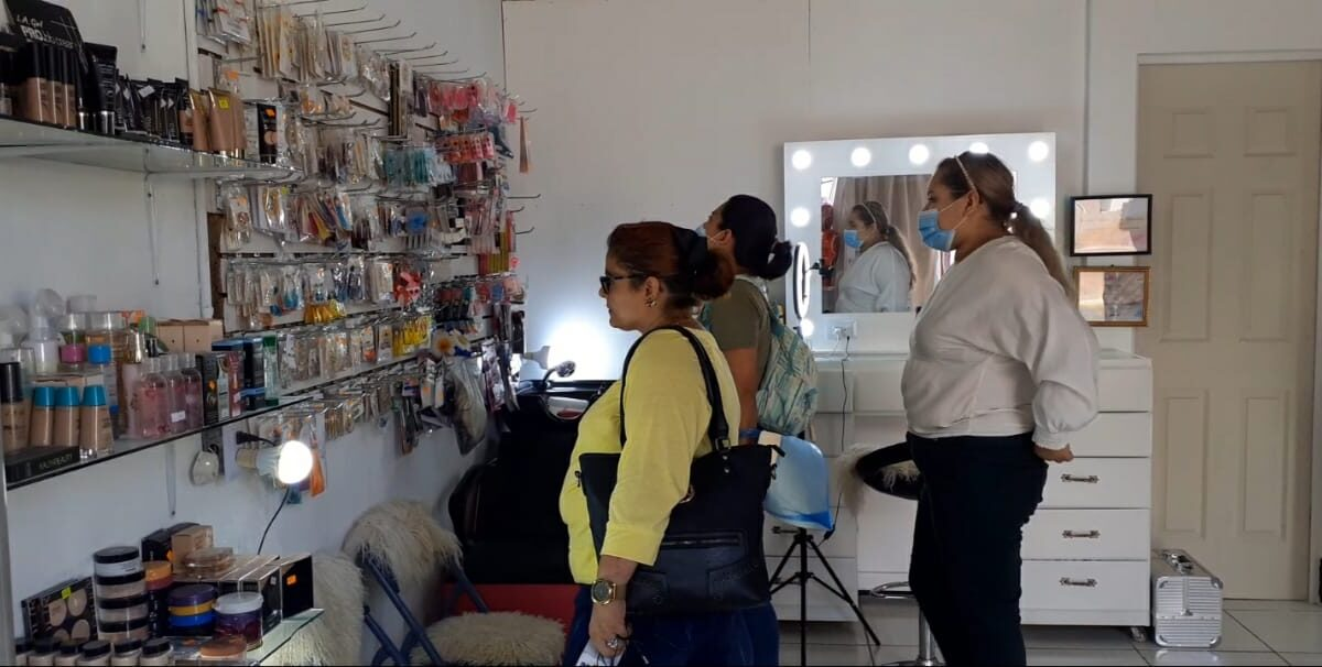 Boutique Makeup Lovers encanta a caraceños