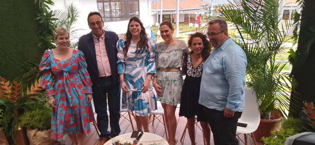 Avanza organización del evento Nicaragua Diseña Resort