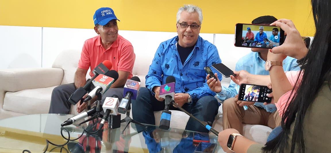 Danny Berrios llega a Nicaragua y participará en concierto «agradecimiento» de Chocolatito